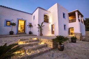 Locatie Fitnessvakantie Ibiza