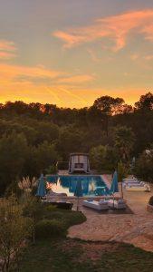 Locatie Super Fit Holidays Ibiza